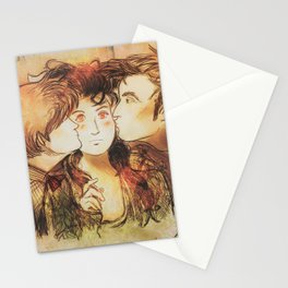 These Kissy Things Stationery Cards