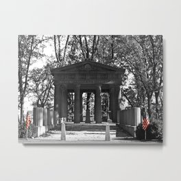 Price of Liberty Metal Print