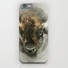 Plains Bison Slim Case iPhone 6s