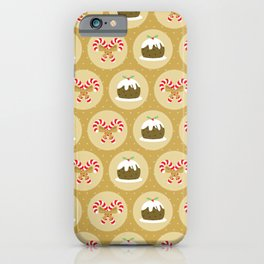 Merry Christmas With Love iPhone Case