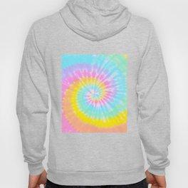 Tie Dye Rainbow Hoody