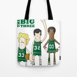 The Big Three Tote Bag
