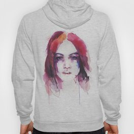 A girl from the other side of the street Hoody