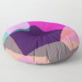 Late 80's Floor Pillow