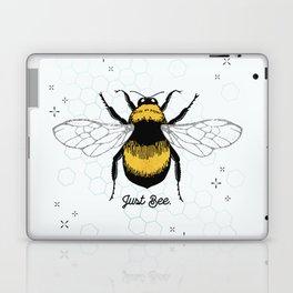 Just Bee. Laptop & iPad Skin