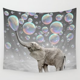 The Simple Things Are the Most Extraordinary (Elephant-Size Dreams) Wall Tapestry