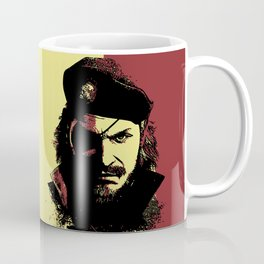 Big Boss (naked snake from metal gear solid) Coffee Mug