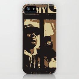 Public Enemy: 1988 iPhone Case