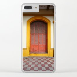 cache-cache Clear iPhone Case