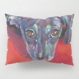Dachshund Puppy Pillow Sham