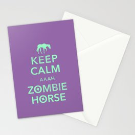 This just happened. Stationery Cards