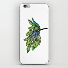 Leafed Birdie iPhone Skin