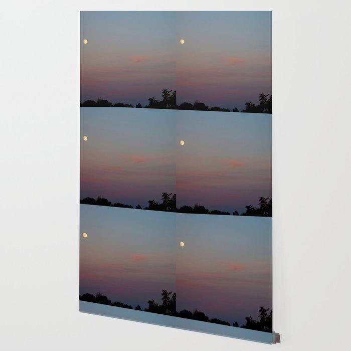 Moon Colors Wallpaper