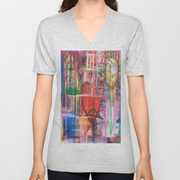 This Fear Has Really Got A Hold On Me Unisex V-Neck