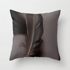 Plumage Throw Pillow