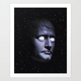 Lui Art Print