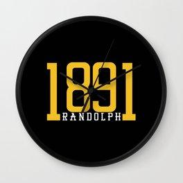RC 1891 Wall Clock