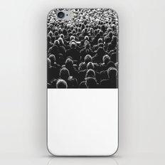 Going Public #society6 #photography #decor iPhone & iPod Skin