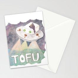 UFO TOFU Stationery Cards
