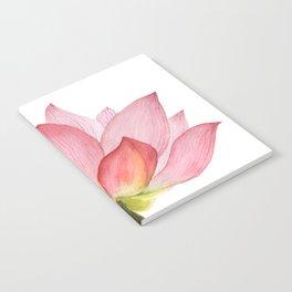 Pink lotus #2 Notebook