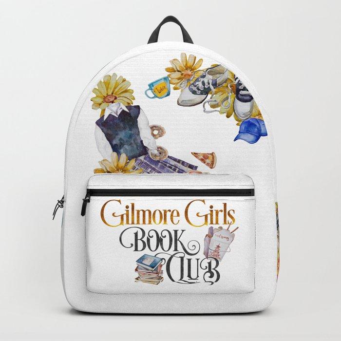 GG Book Club WhiteBG Rucksack