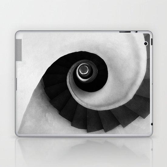 Minimal B&W IV Laptop & iPad Skin