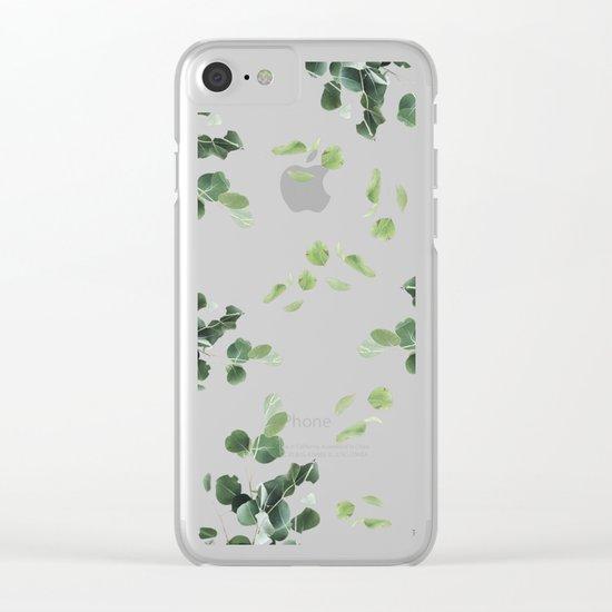 Botanical Celebration #society6 #decor #buyart Clear iPhone Case