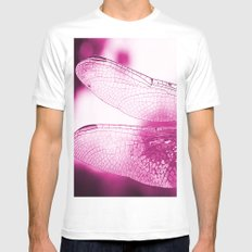 The Only Thing That we Have Now White MEDIUM Mens Fitted Tee