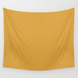Mango Mojito Pantone fashion pure color trend Spring/Summer 2019 Wall Tapestry