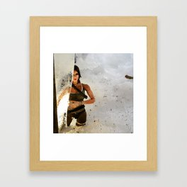 Croft Framed Art Print
