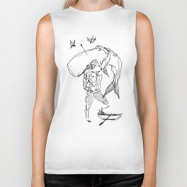Catch of the Day Biker Tank