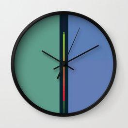 intruder. one Wall Clock