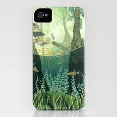 Swamp iPhone (4, 4s) Slim Case