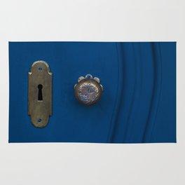 Blue Door Details Rug