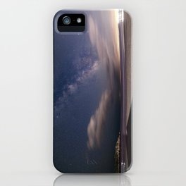 Milkyway at Good Harbor Beach iPhone Case