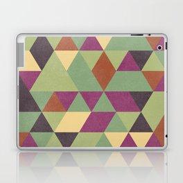 TRIANGLES geometric print Laptop & iPad Skin