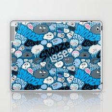 Snooze & Lose Laptop & iPad Skin