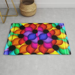 Colorful-52 Rug