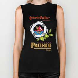 PACIFICO Biker Tank