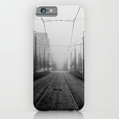 Foggy tramtracks iPhone 6s Slim Case
