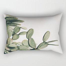 Cactus on blue sky #society6 #decor #buyart Rectangular Pillow
