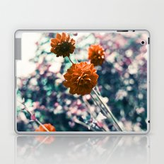 an angel's kiss in spring Laptop & iPad Skin