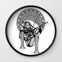 Demi God Wall Clock