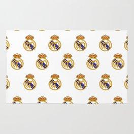 Real Madrid Logo Rug