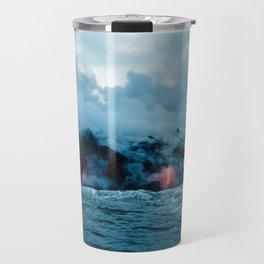 Vulcano ocean Travel Mug