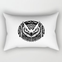 Owly Rectangular Pillow