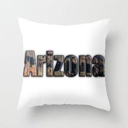 Arizona, Grand Canyon Throw Pillow