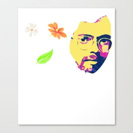 Reclaim Your Mind | Psychedelic Terence McKenna Canvas Print