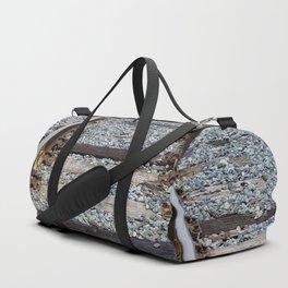 Railroad Tracks Duffle Bag