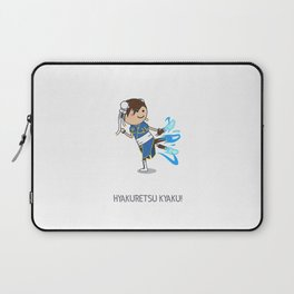 HYAKURETSU KYAKU! Laptop Sleeve